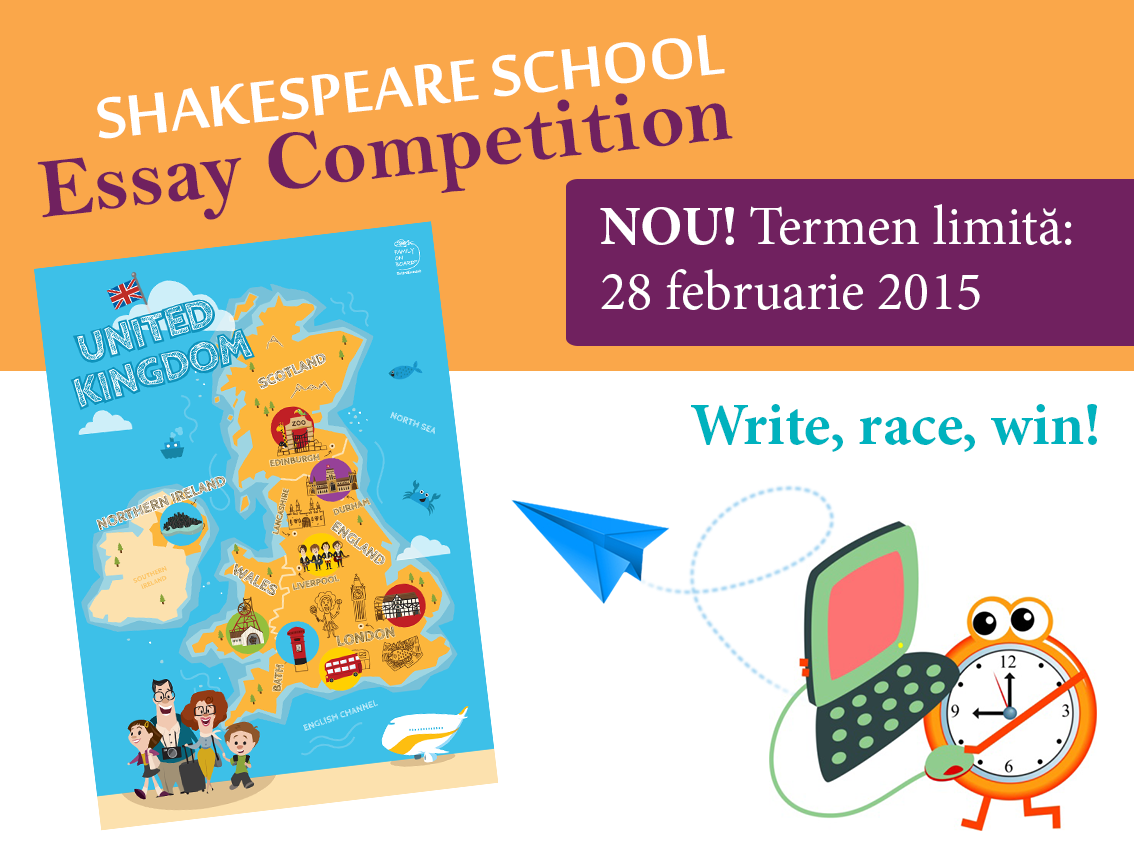 Shakespeare essay competition 2013